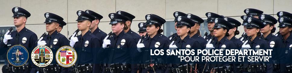 Département de police de Los Santos