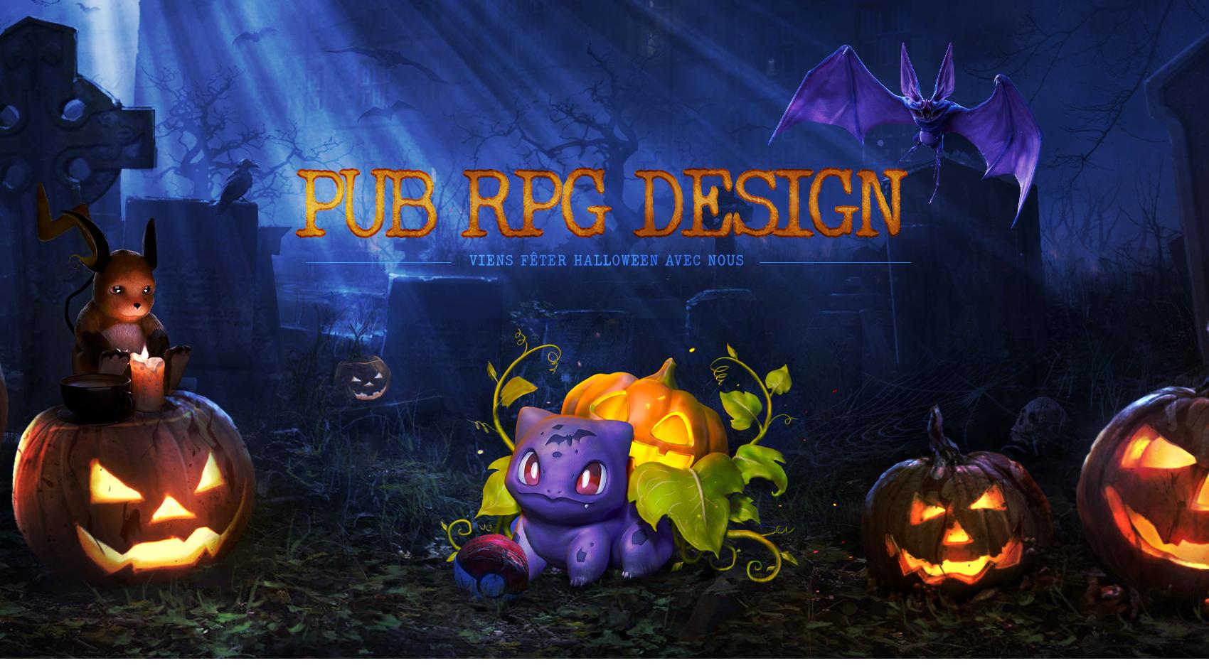 » PUB RPG DESIGN «