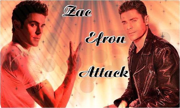 Zac Efron Attack