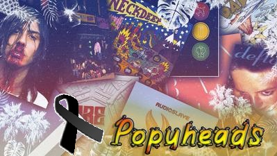 POPUHEADS by Johnny B. Nasty.
