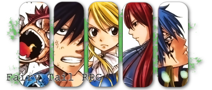Fairy Tail RPG Forum