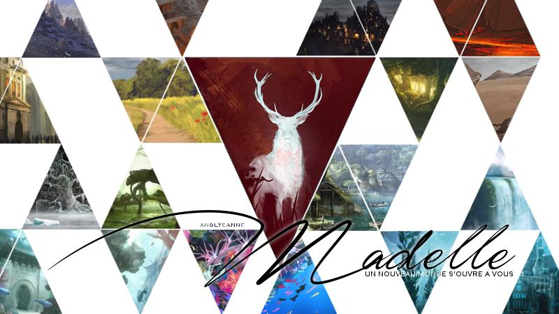 Madelle | Forum RPG Heroic Fantasy