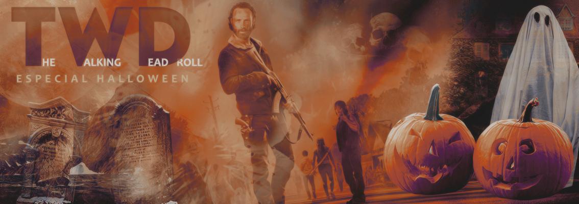 The Walking Dead Rol {+18}