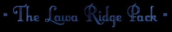 The Lawa Ridge Pack