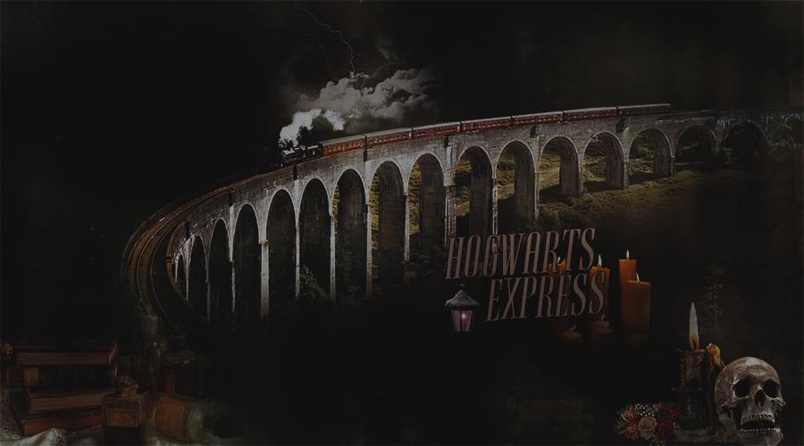 Hogwarts Express R3wHB6