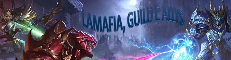 GUILD LAMAFIA E ALLYS