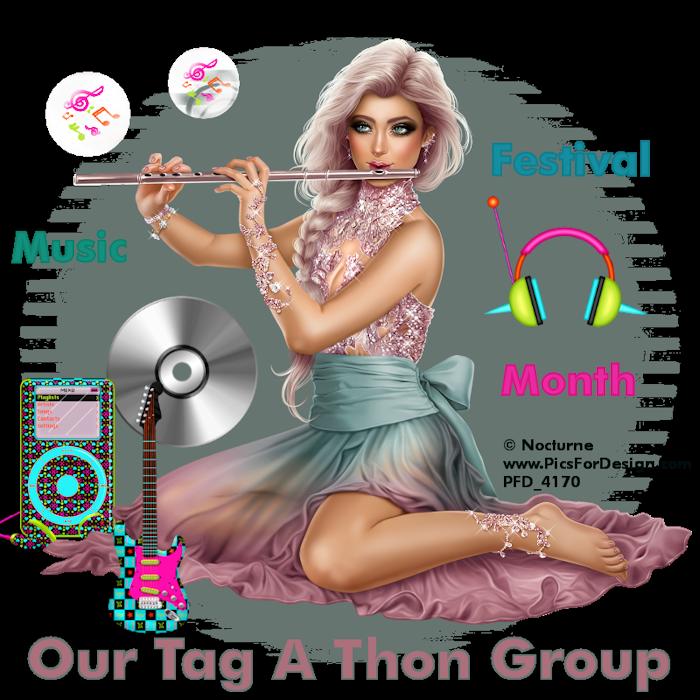 Our Tagathon Group