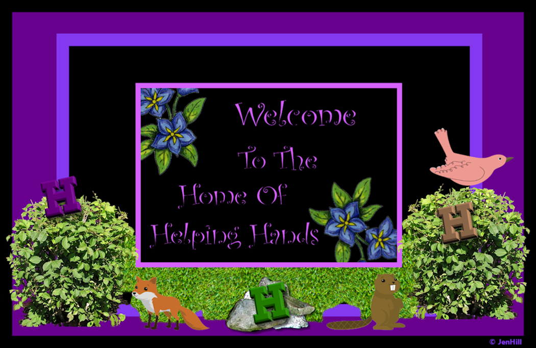 The Chill Out Zone _ Home Of  Helping Hands