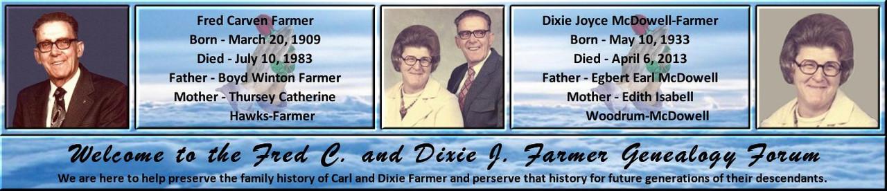 Farmer Family - Portal Main-Banner