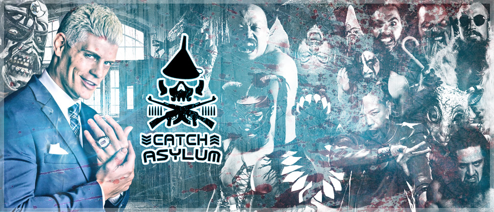 Catch Asylum : Le forum des fous de catch