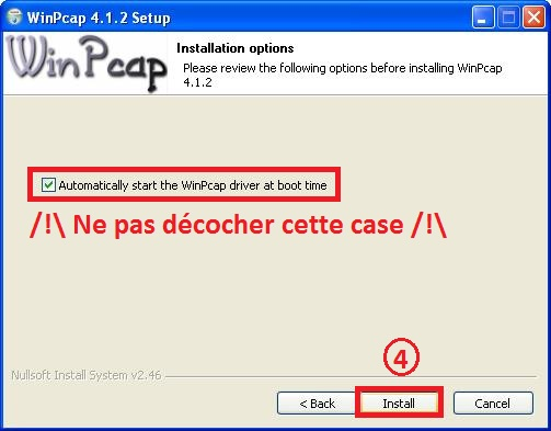 [ PSP ] XLink Kaï : Jouer en ligne graçe à un pc 1335058326-InstallationWinpcap4