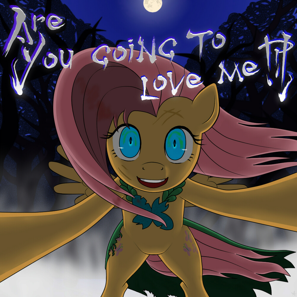 My Little Pony: Friendship Is Magic - Page 4 1350244981-155784-artist-grotar00-fluttershy-gala-gala-dress-parody-scary-touhou-yandere-you-re-going-to-love-me