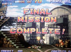 Collection de Inirius, vive la Wii u ! 1380448093-metal-slug-final-mission-complete