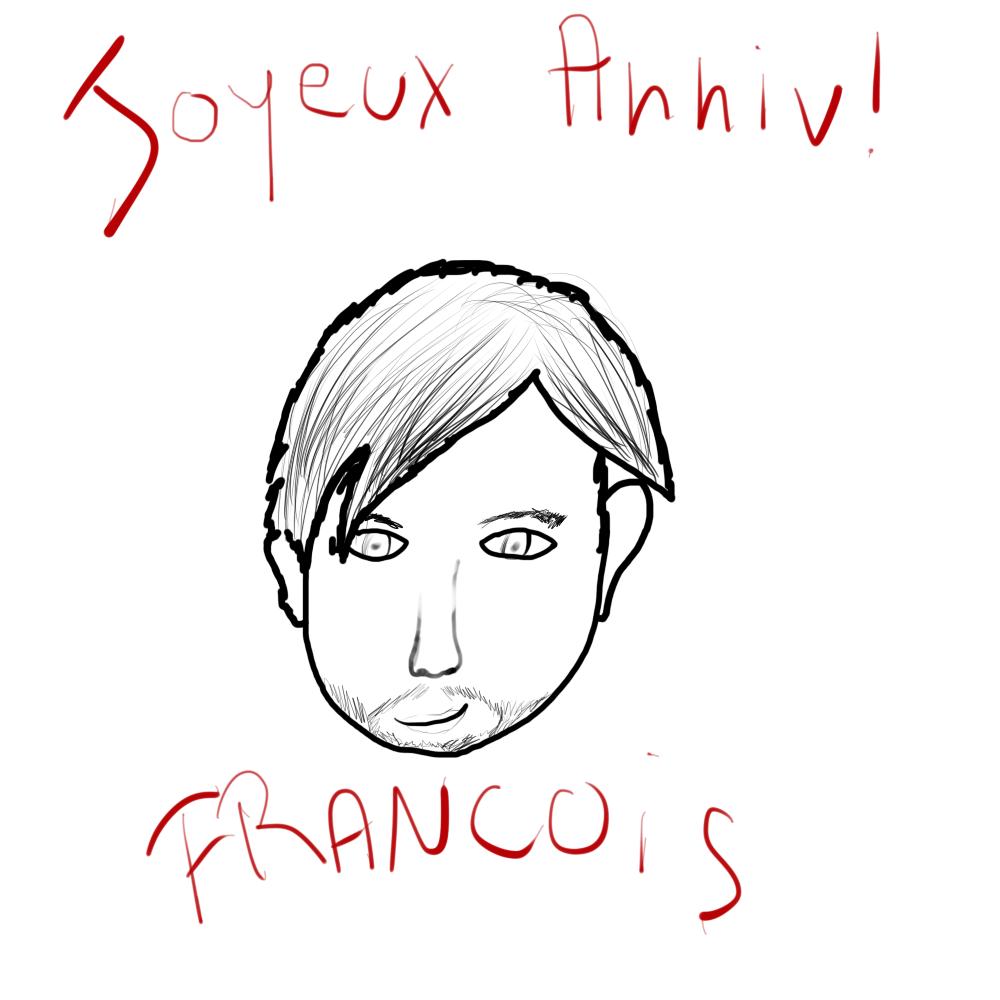 [Cadeau] Anniversaire de François Descraques le 10 février ! 1391958021-anniv-francois