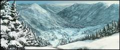 • Zone montagneuse •