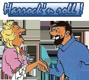 Archibald haddock'n Roll