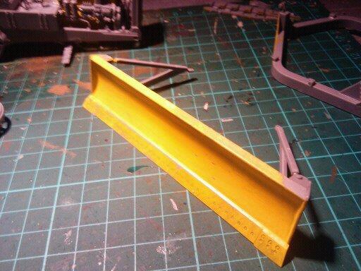 CATERPILLAR D7 Bull w/angled dozer blade 1433090531-1433089879850