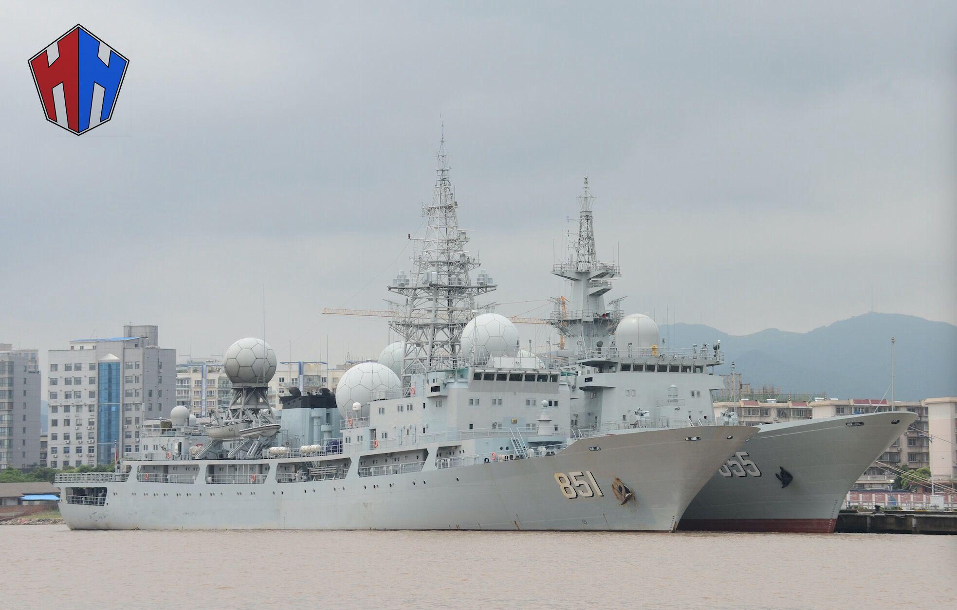 Type 815 - Navire Collecteur de Renseignements (SIGINT) 1433782005-militaire-815-0221-2015-06-08-04-855