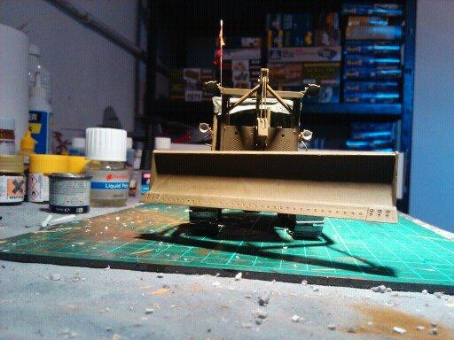 CATERPILLAR D7 Bull w/angled dozer blade 1434819981-1434818444115