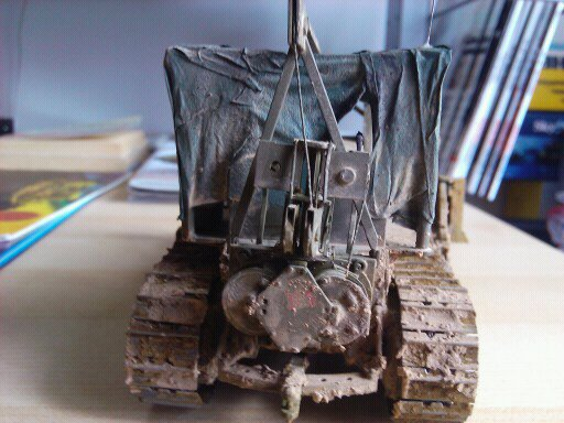 CATERPILLAR D7 Bull w/angled dozer blade 1434895067-1434894551079
