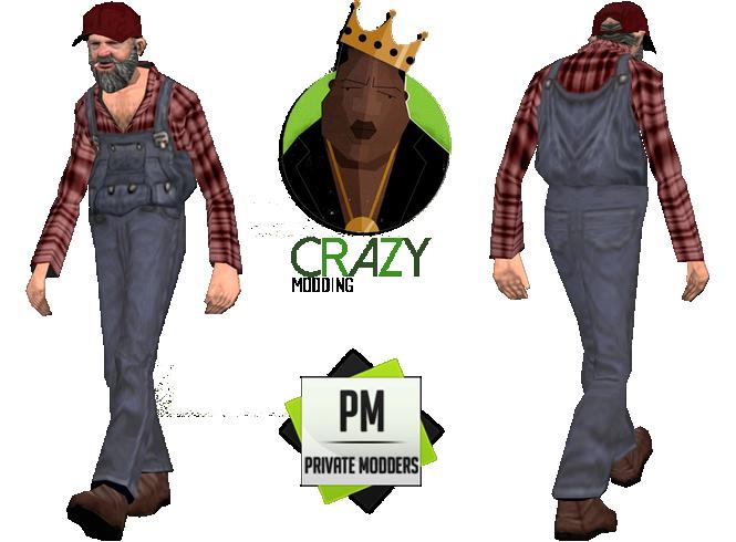 SHOWROOM - Crazy Modding ! (MAJ : 15/07/2015) 1435971882-skin-18-fermier