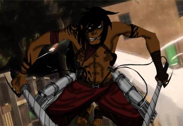 Noblesse de Sina, si vous n'avez jamais vu de Titans, je vais vous en montrer un ! ~ Arunja Khan 1438776597-human