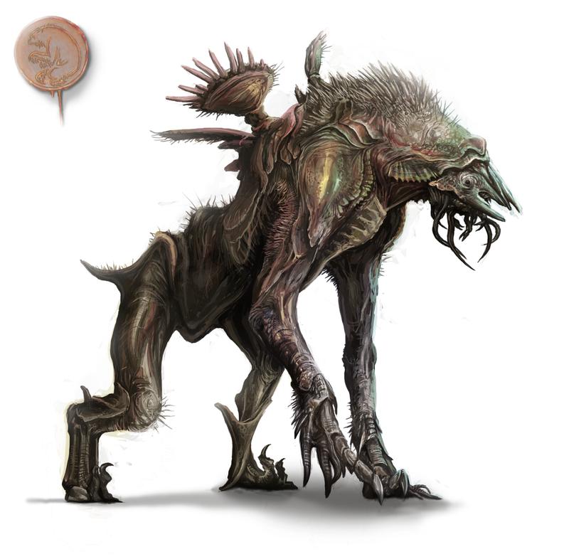 Proposition d'enrichissement du Background 1446488302-mikecorreiro-tribute-creature-by-iririv