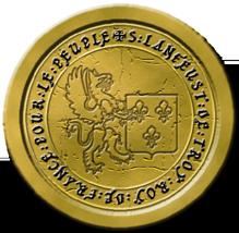 Lanfeust de Troy, Roy de France 1449231923-lanfeustjaune5