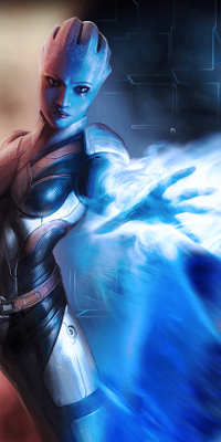 Un peu de tout... (mais surtout du Mass Effect !) 1450107632-liara-vs-blue-suns-by-stealthero