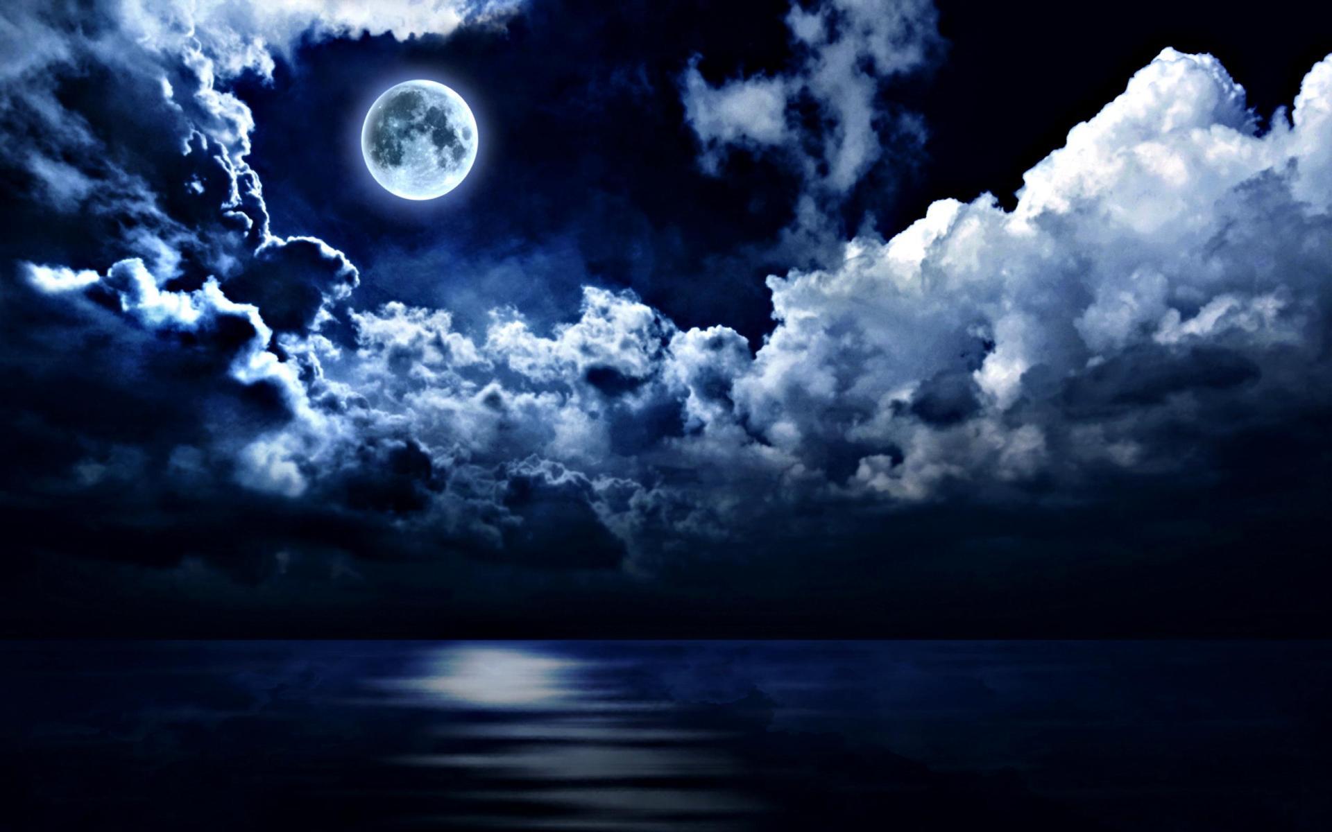 Votre fond d'écran. 1454547909-full-moon-and-sea-desktop-new-wallpapers-free-download-nature-widescreen-images
