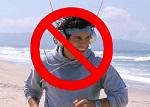 Jogging interdit