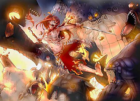 Guilde Légale : Fairy Tail 1466700805-erza