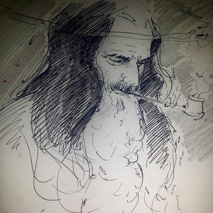 Galerie de dessins, illustrations, divers travaux...  - Page 6 1471014230-1