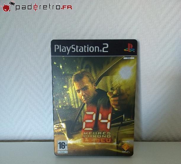[COLLECTION] Présentation des éditions collectors / limitées de la PS2 PAL FR 1489850813-24h-chrono-collector