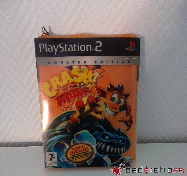 [COLLECTION] Présentation des éditions collectors / limitées de la PS2 PAL FR 1489851505-crash-of-the-titans-collector