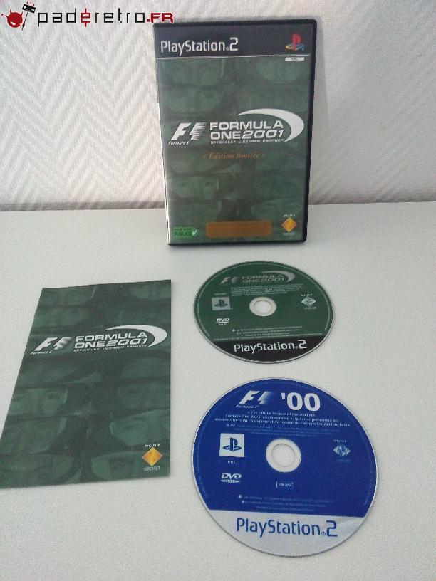 [COLLECTION] Présentation des éditions collectors / limitées de la PS2 PAL FR 1489852431-formula-one-2001-collector