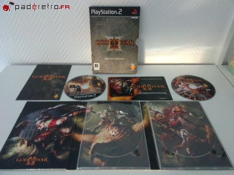 [COLLECTION] Présentation des éditions collectors / limitées de la PS2 PAL FR 1489852791-god-of-war-2-collector