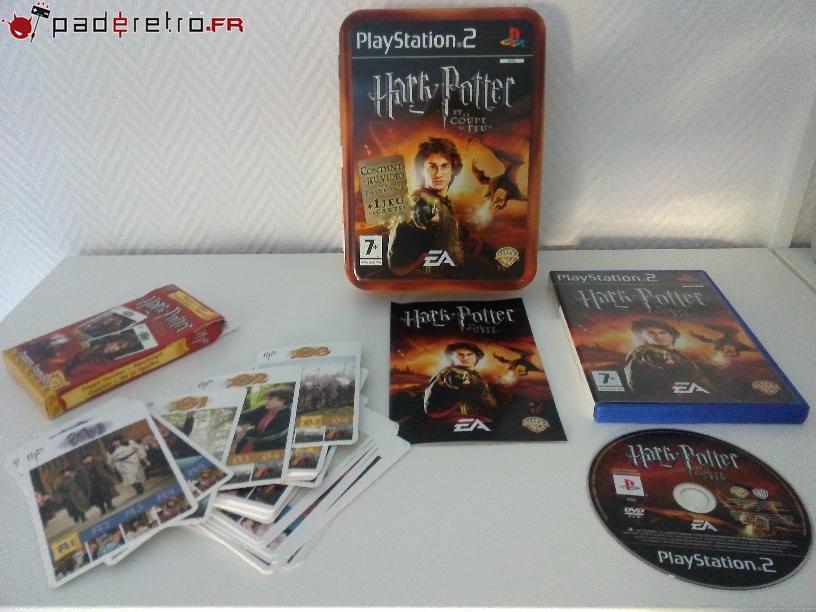 [COLLECTION] Présentation des éditions collectors / limitées de la PS2 PAL FR 1489852946-harry-potter-coupe-de-feu-collector
