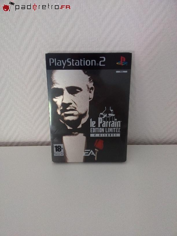 [COLLECTION] Présentation des éditions collectors / limitées de la PS2 PAL FR 1489854209-le-parrain-collector