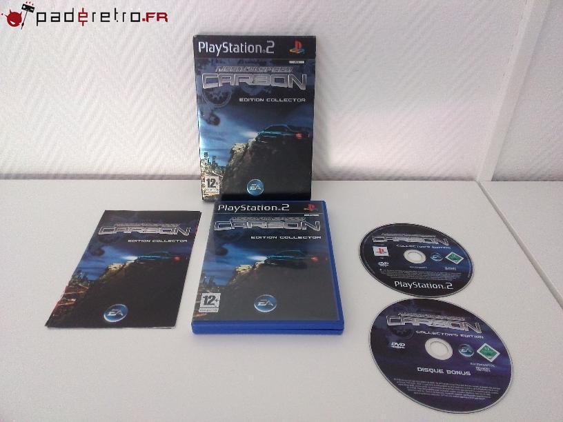 [COLLECTION] Présentation des éditions collectors / limitées de la PS2 PAL FR 1489856065-need-for-speed-carbon-collector