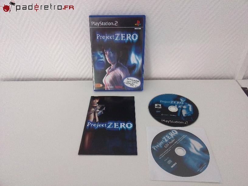 [COLLECTION] Présentation des éditions collectors / limitées de la PS2 PAL FR 1489856668-project-zero-collector