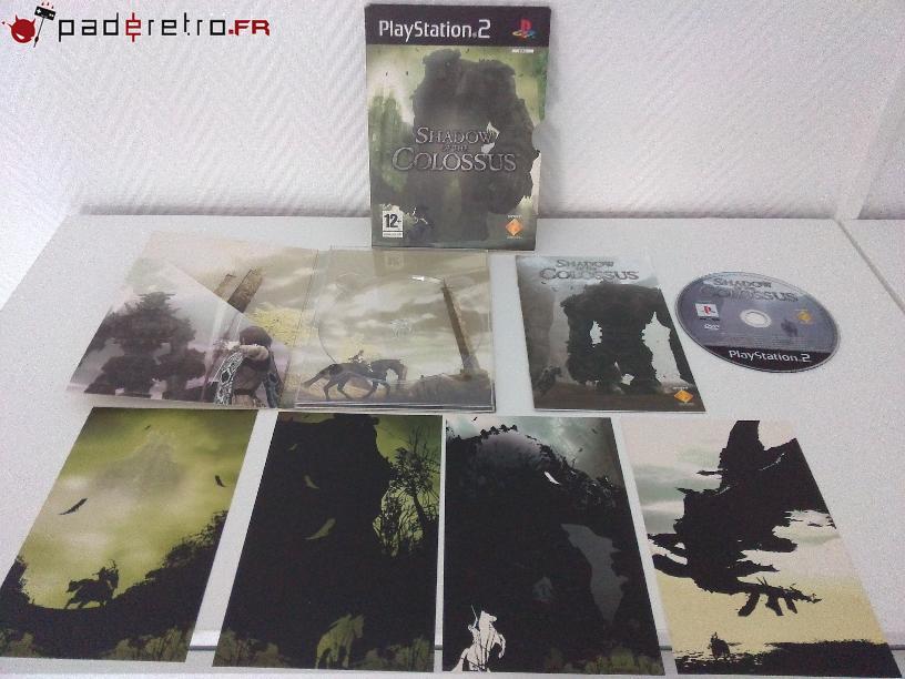 [COLLECTION] Présentation des éditions collectors / limitées de la PS2 PAL FR 1489857027-shadow-of-colossus-collector