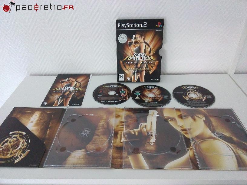 [COLLECTION] Présentation des éditions collectors / limitées de la PS2 PAL FR 1489857936-tomb-raider-anniversary-collector