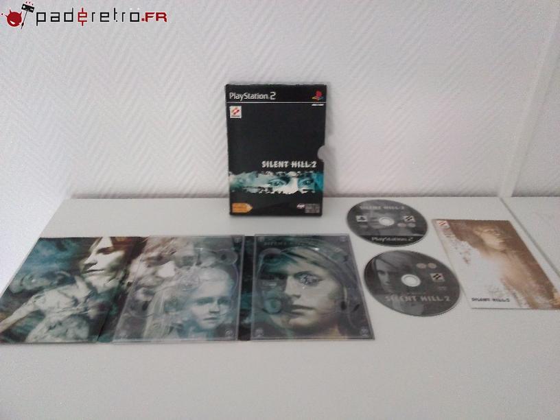 [COLLECTION] Présentation des éditions collectors / limitées de la PS2 PAL FR 1489858680-silent-hill-2-collector