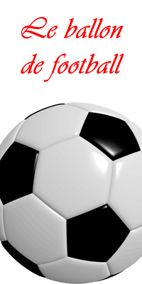 Le ballon de football