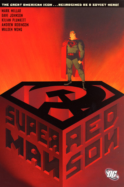 Les comics que vous lisez en ce moment - Page 3 1499096019-supermanredson