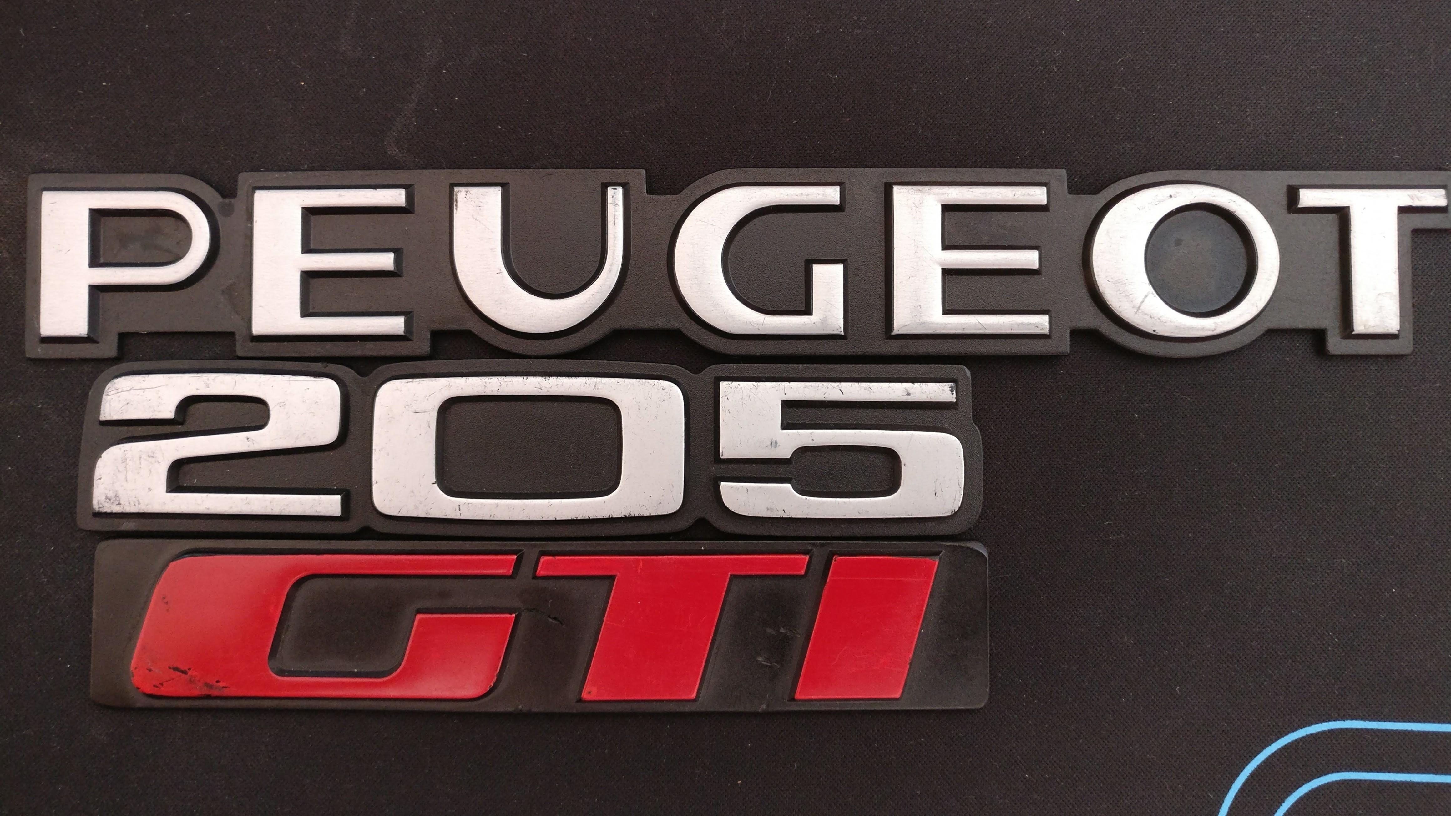 """Monogramme """"PEUGEOT 205 GTI"""" peinture ? 1502465880-img-20170811-173601"""