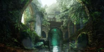 Ruines de Kelsha