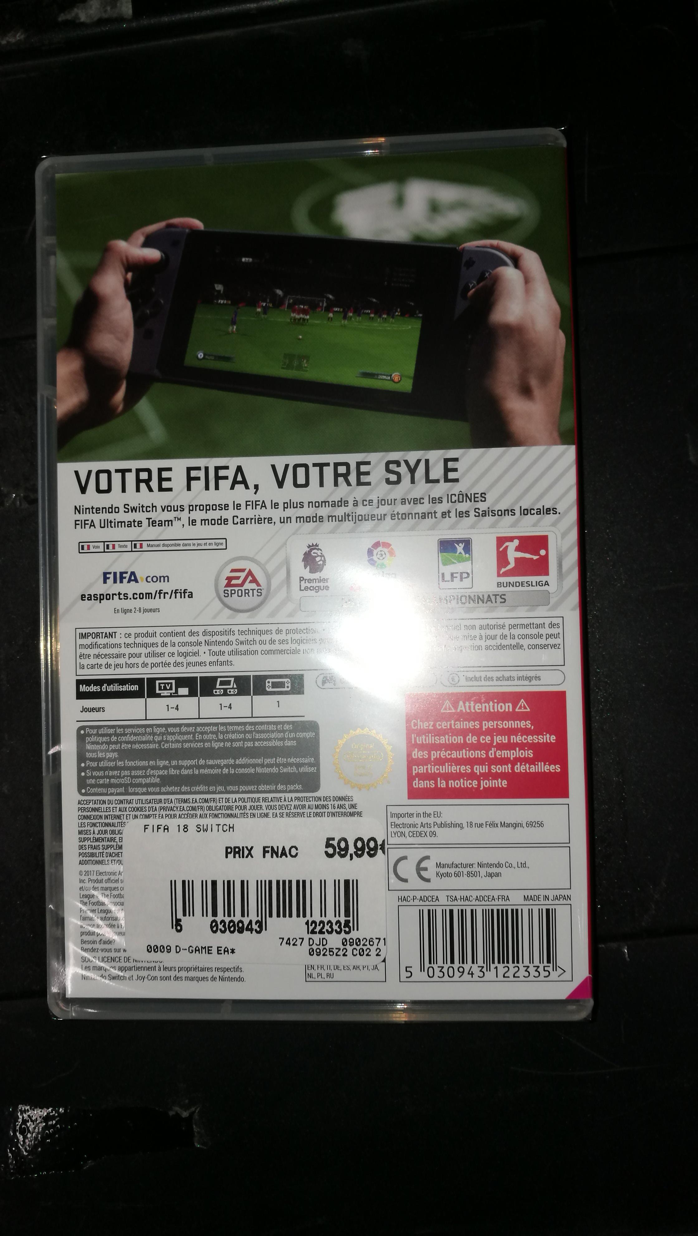 QUi va faire le kéké et acheter FIFA sur Switch ? 1506509387-img-20170927-084417