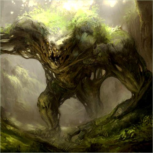 Description des Lieux et monstres présents 1513715960-golem-racine